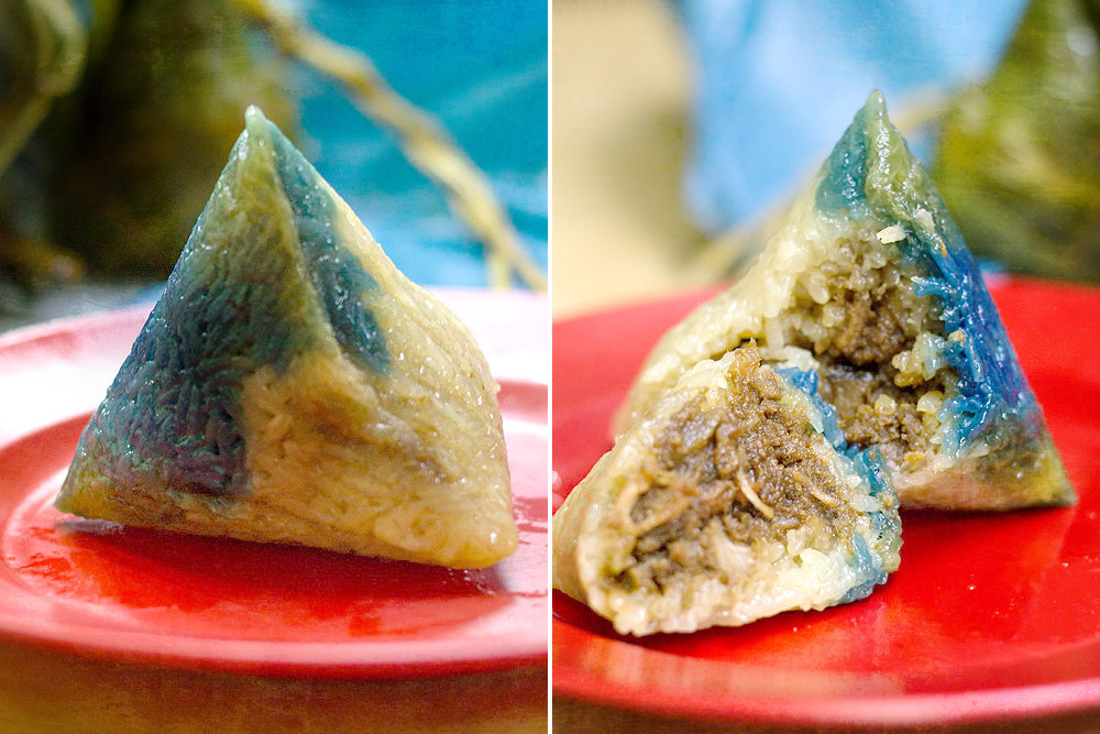 The sweet and savoury Nyonya 'zung' is all about balance.