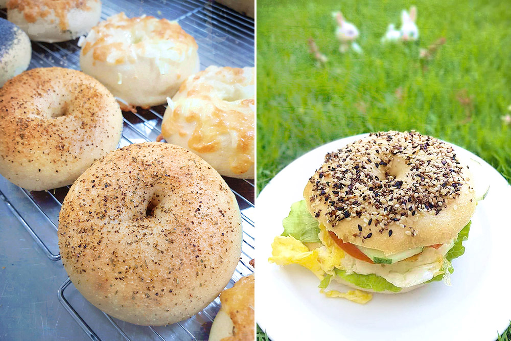 Be it Cajun, Onion Cheese or Poppyseed, there's a sourdough flavour for everyone!