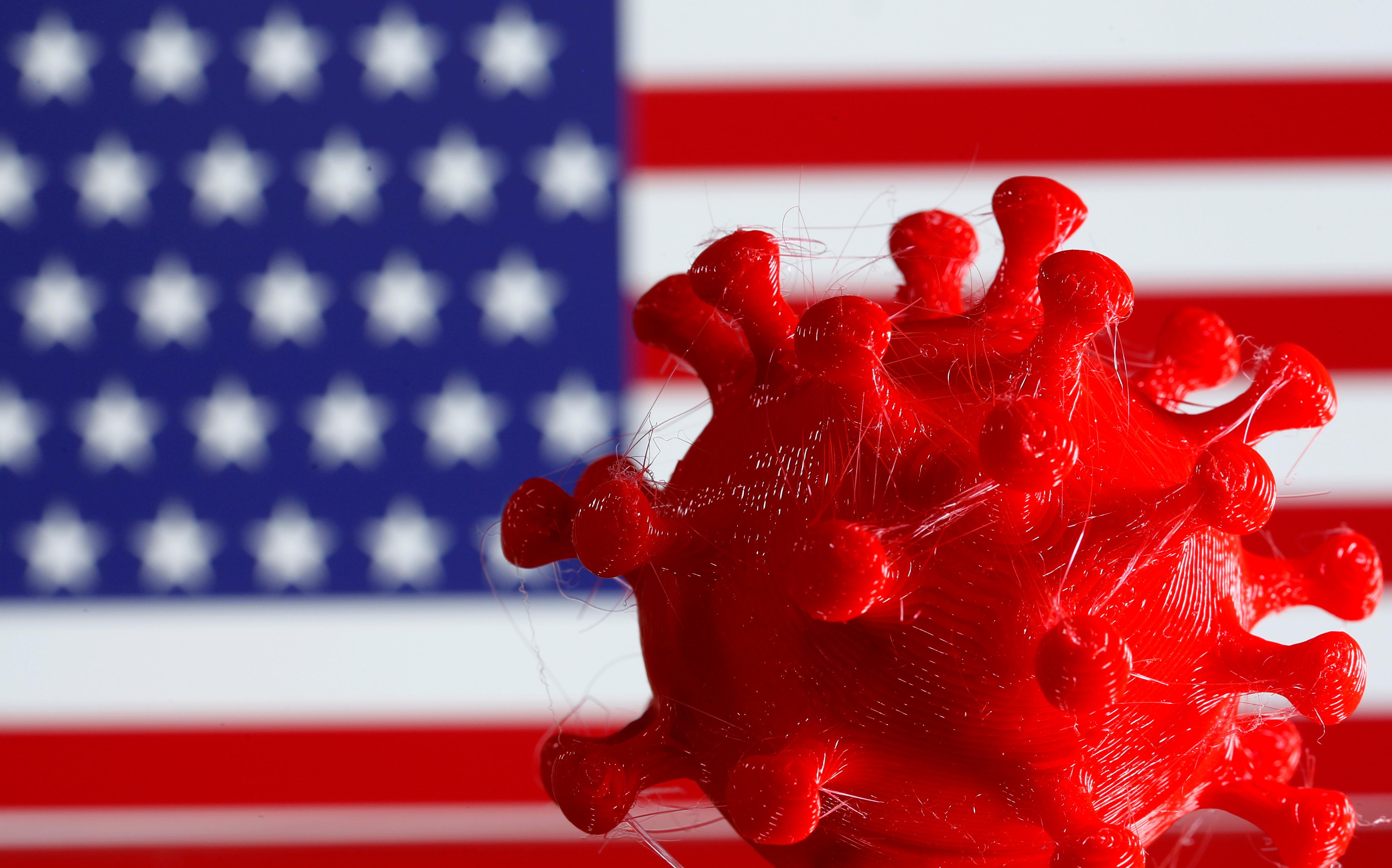 美国一项新的抗体检测研究表明,新型冠状病毒至少从2019年12月就已经开始在美国出现。-路透社-