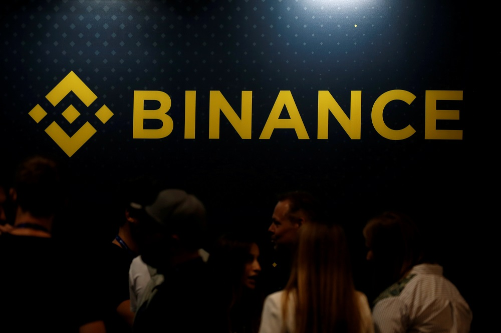 Binance customers said on Tuesday they were unable to deposit or withdraw sterling from the platform, days after regulators in Britain cracked down on some of its activities in the country. — Reuters pic
