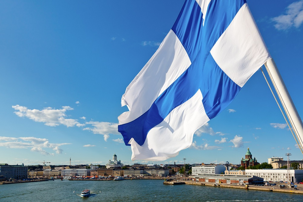 For the fourth year in a row, Finland tops the World Happiness Report. — iStock pic via ETX Studio