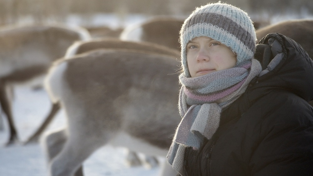 Thunberg explores the science behind the climate crisis, how it impacts humans and possible solutions. — Picture courtesy of BBC Studios