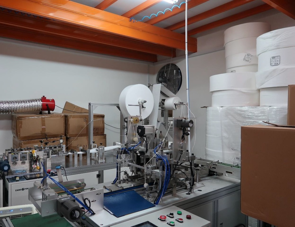The manufacturing and repackaging facility at Ubi Crescent. — Health Sciences Authority via TODAY pic