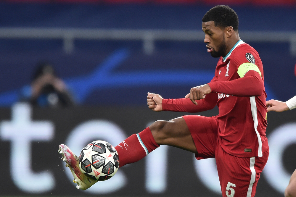 Paris Saint-Germain have completed the signing of Dutch international midfielder Georginio Wijnaldum from Liverpool on a three-year deal, the French club announced June 10, 2021. — AFP pic