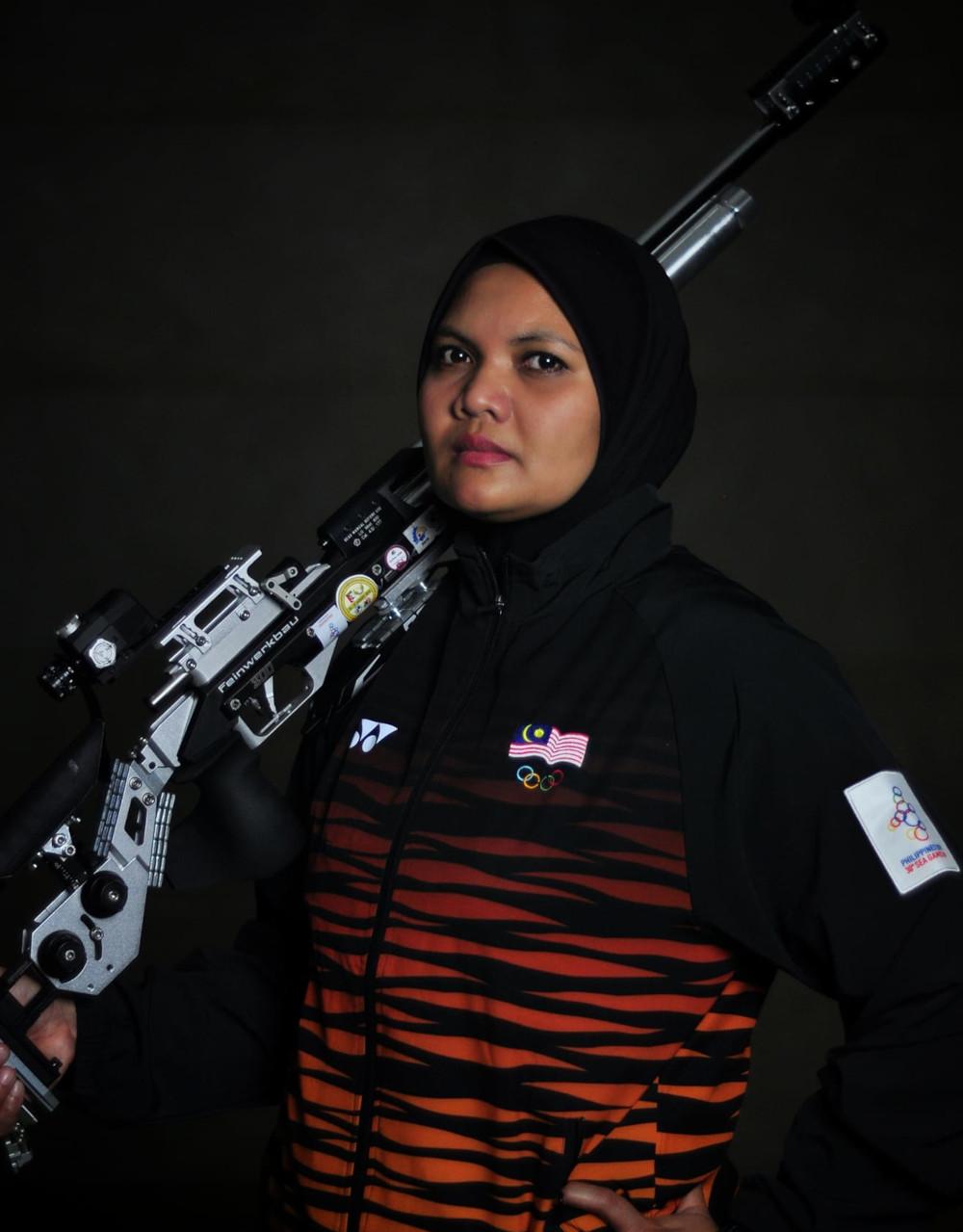 Nur Suryani Mohd Taibi.