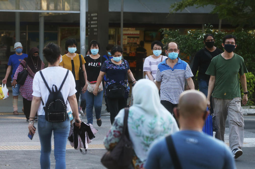 Singapore has now had 68 people who have died after contracting the coronavirus. — TODAY pic