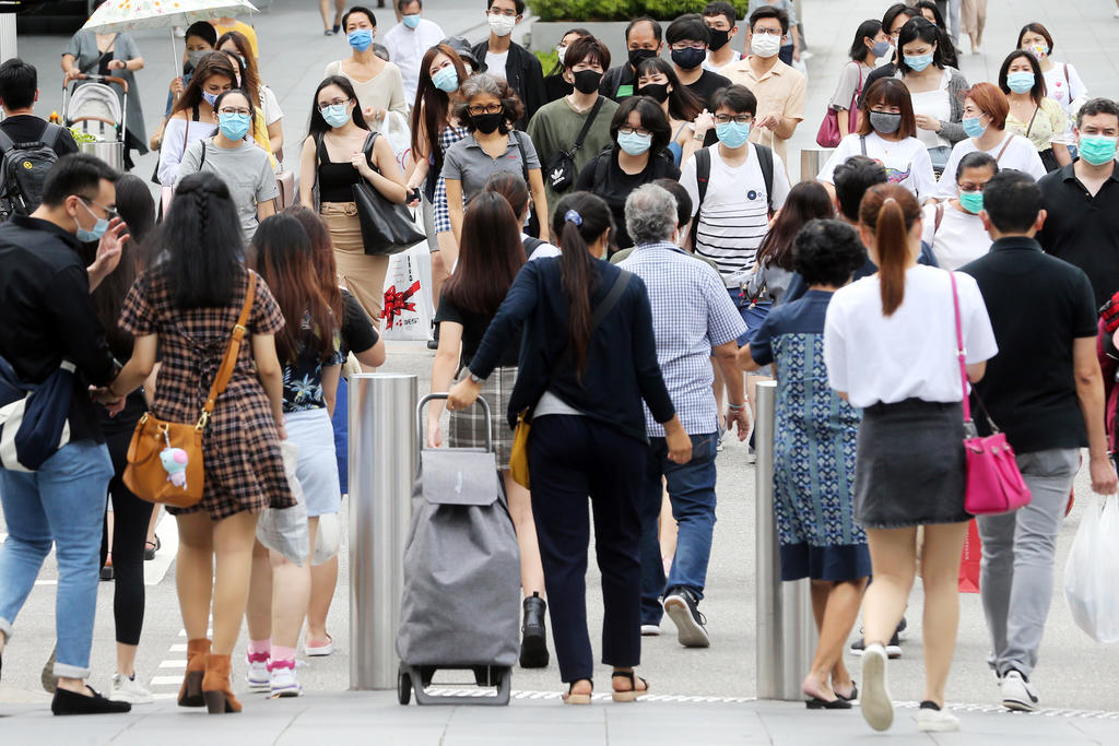 The youth unemployment rate was 10.6 per cent in 2020, compared to 8.8 per cent during the Global Financial Crisis and 9.3 per cent during the Sars pandemic. ― TODAY file pic