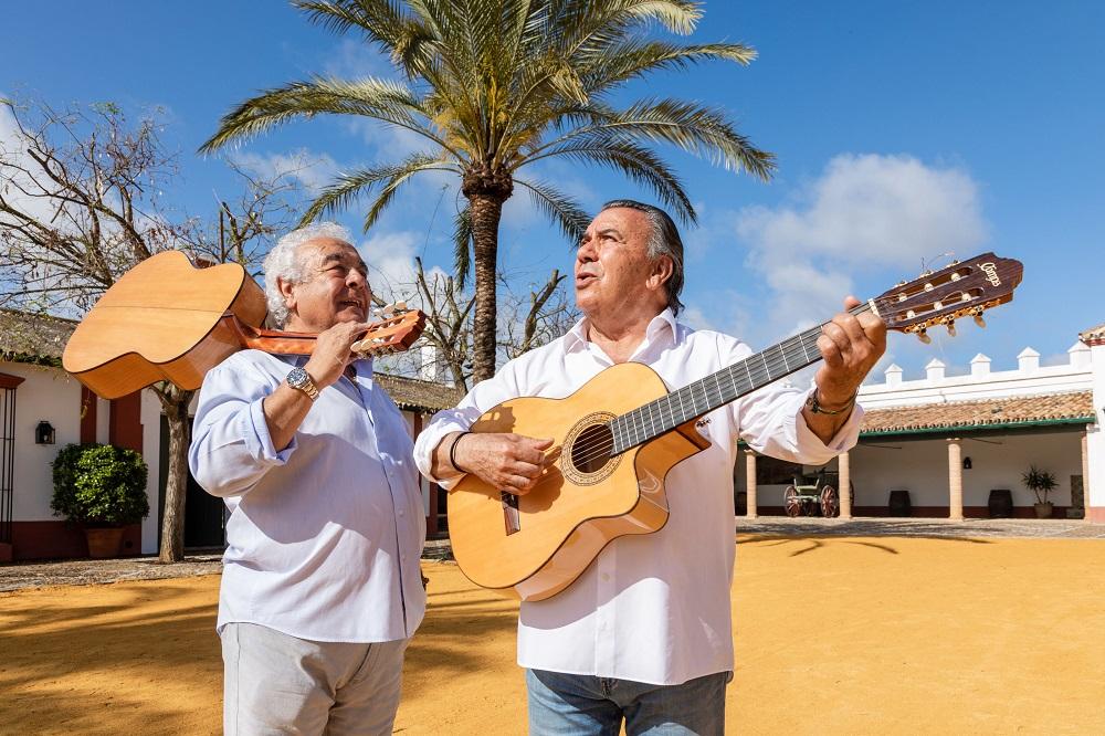 Antonio Romero Monge and Rafael Ruiz Perdigones, better known as Los Del Rio, are behind the '90s hit 'Macarena.' ― Picture courtesy of Airbnb