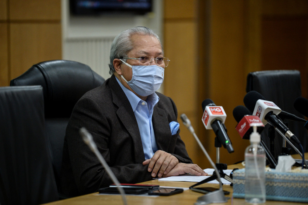 Communications and Multimedia Minister Tan Sri Annuar Musa said it was through a project to build new telecommunication towers, upgrade existing transmitters and provide premises with fibre optics and satellite broadband. — Bernama pic