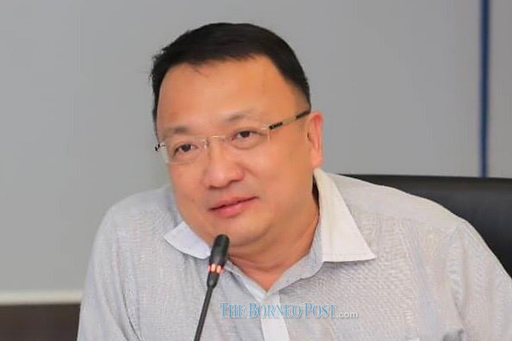Sarawak Business Federation's secretary-general Jonathan Chai said the business sector will be impacted horrendously by the further extension of the MCO. — Borneo Post Online pic