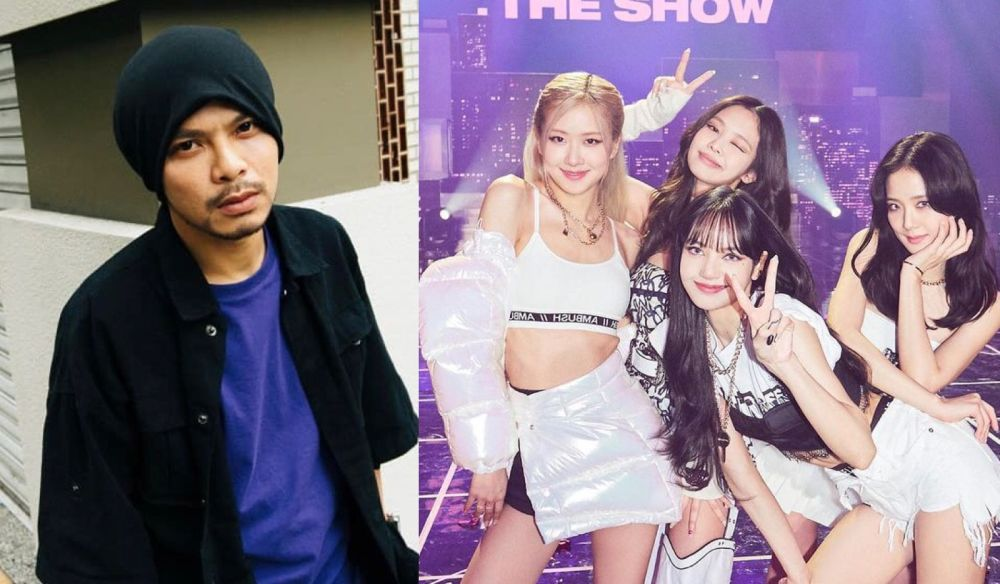 Namewee remains unbothered by Blackpink fans' criticism of his latest music video. — Pictures via Instagram