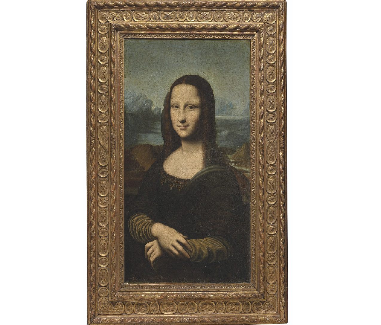 The 'Hekking Mona Lisa' is estimated to fetch €200,000 to €300,000 when it goes up for auction at Christie's. ― Picture courtesy of Christie's via ETX Studio