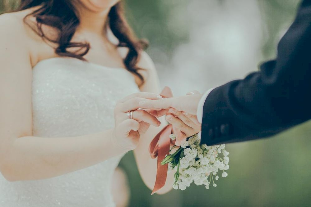 Wedding receptions will still be prohibited and may only resume from June 21, 2021, said the Ministry of Health. — Jeremy Wong Weddings/Unsplash pic via TODAY