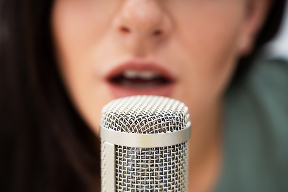 ASMR elicits different physical and emotional responses in those who listen to it, according to a study from Deezer. — ETX Studio pic