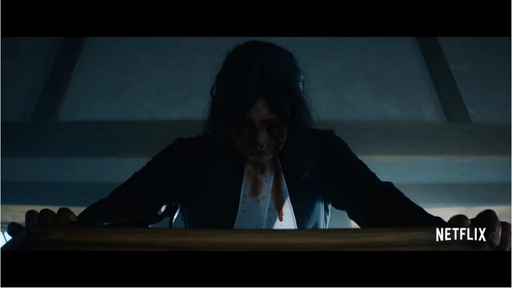 A scene from Netflix's 'Fear Street' trilogy. — Screen capture via YouTube/Netflix