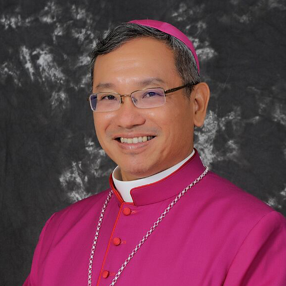 ACS president Archbishop Simon Poh said that churches near the EMCO areas are strongly urged not to open due to common social circles of contact by people in those affected areas. — Borneo Post Online pic