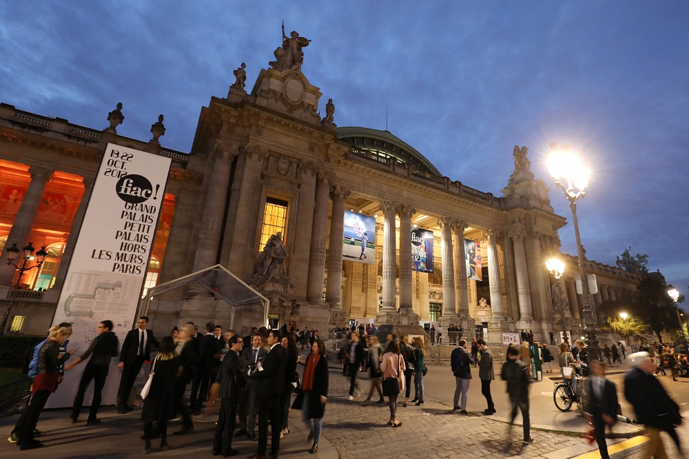 The 47th edition of the FIAC will be held at the end of October in the new spaces of the Grand Palais Ephemere and the Galerie Eiffel.  — AFP pic