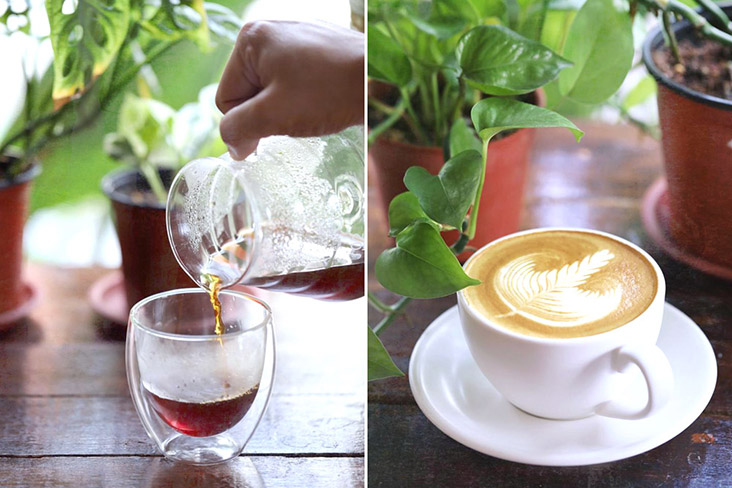 Whether it's filter coffee or a flat white, Ground has got you covered.
