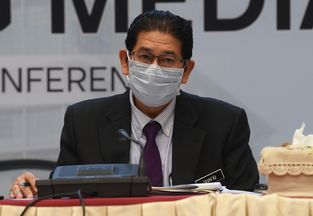Secretary-general Datuk Mohd Shafiq Abdullah said the move was to help streamline processes and work in health facilities such as hospitals and clinics to ensure service delivery to the public is at optimal levels. — Bernama pic