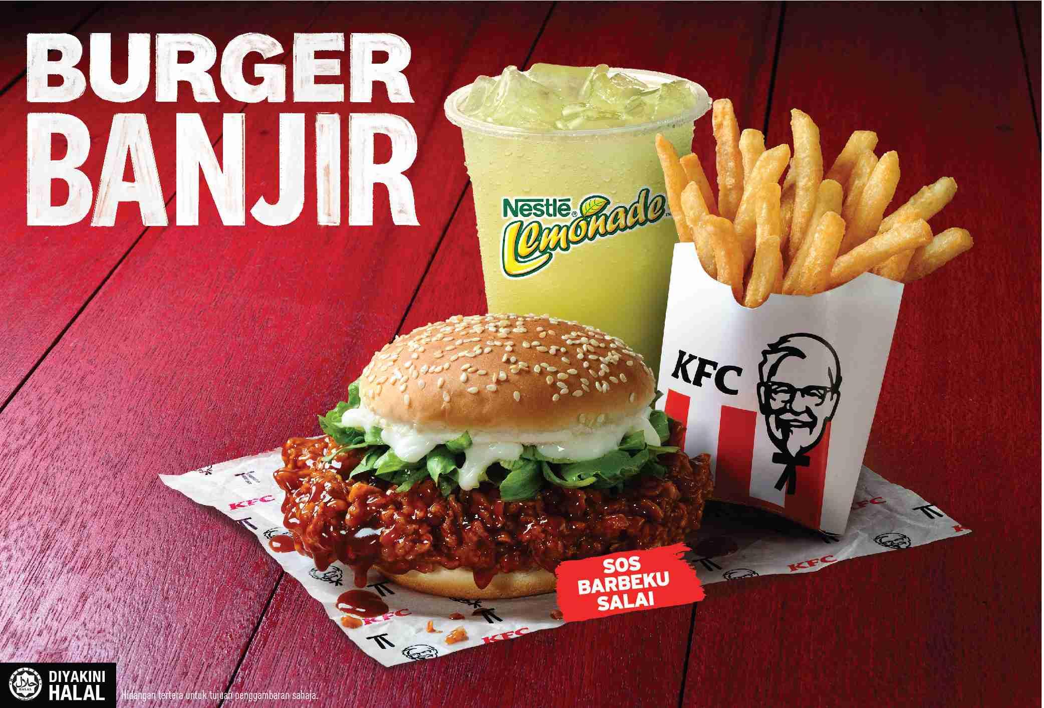 -图由KFC Malaysia-