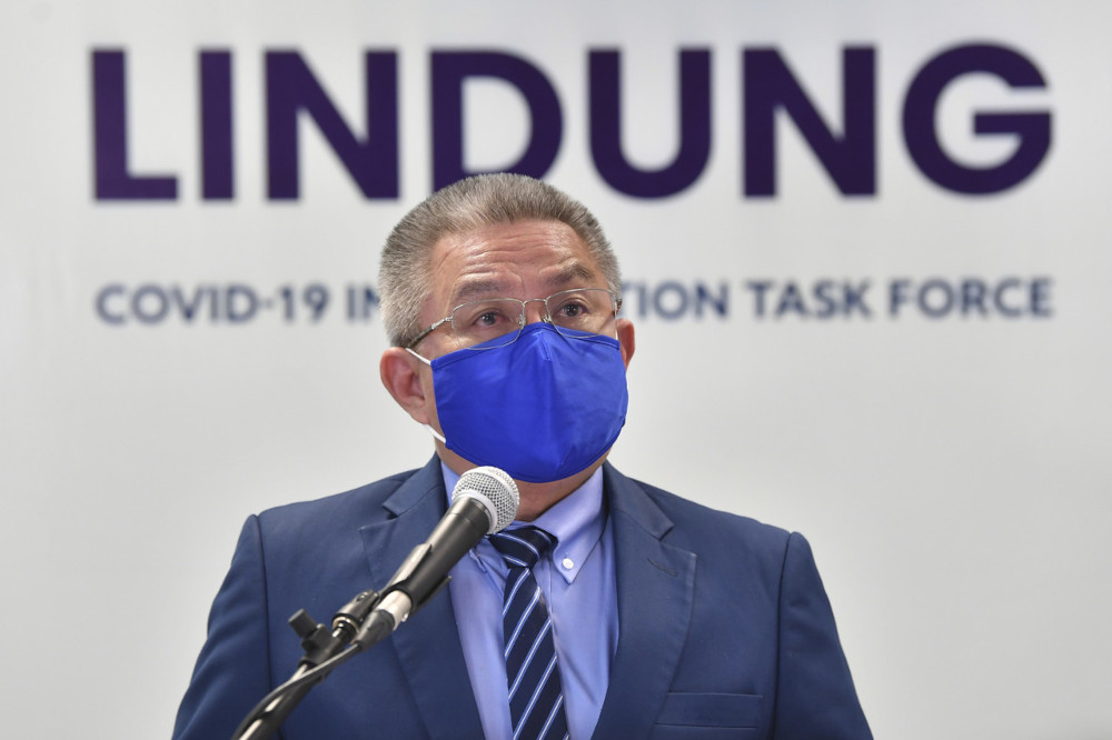 Dr Adham said although the country was struggling with Covid-19, the prevention and control of infectious diseases, including dengue, have not been neglected as such oversight would cause all gains made to be lost in an instant. — Bernama pic