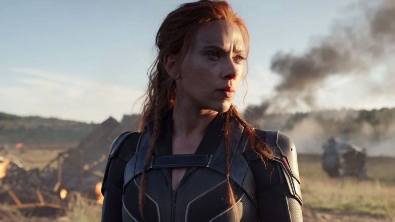 'Black Widow' is set to be the first of a jam-packed raft of new Marvel films, with 12 splashy good-versus-evil extravaganzas due in theaters by the end of 2023. — ETX Studio pic