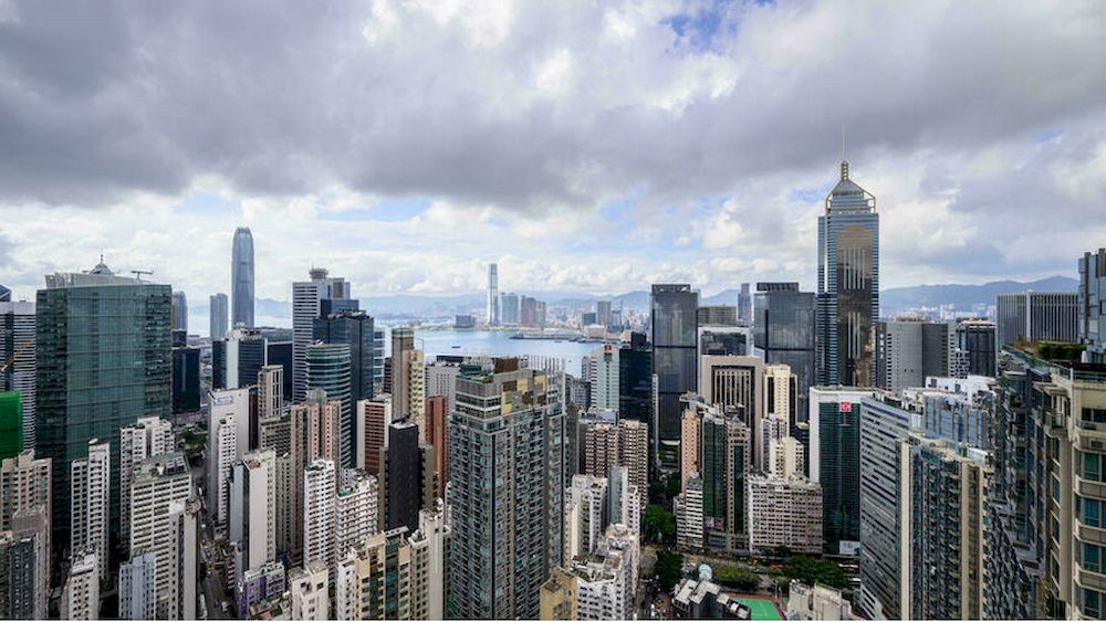 European business leaders have warned that Hong Kong's stringent quarantine measures threaten its status as an international business centre. — AFP file pic