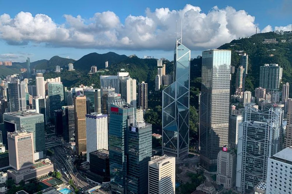 A general view of the financial Central district in Hong Kong, China July 25, 2019. — Reuters file pic