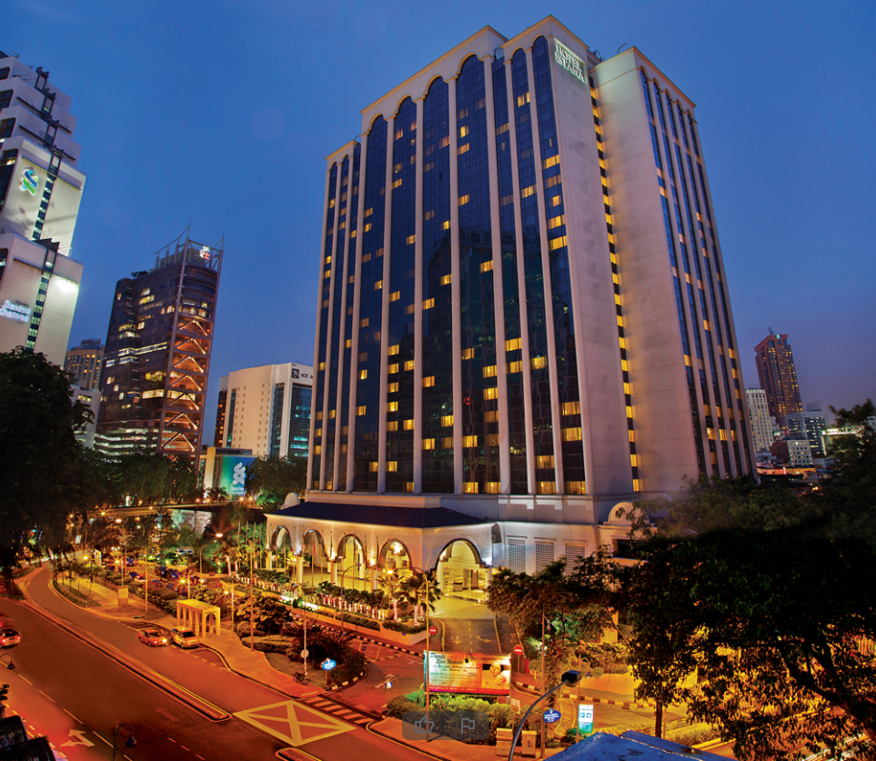 Hotel Istana is a five-star accommodation located in Kuala Lumpur's golden triangle and has been in operation since 1992.