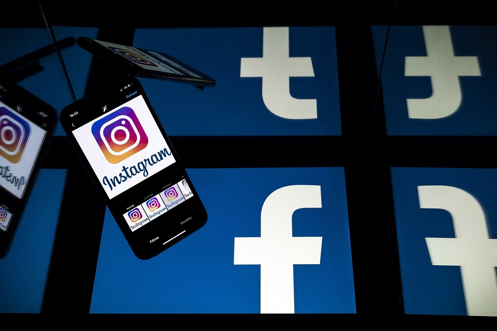 Instagram on July 27, 2021 introduced changes designed to keep young users safer by making them harder to find at the image-centric social network. ― AFP pic