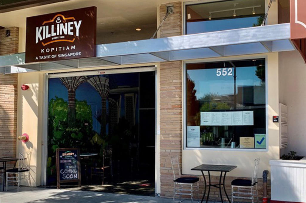 Amanda Toh Steckler, a Singaporean, opened the first Killiney Kopitiam located in Palo Alto in the United States. — Picture courtesy of Killiney Kopitiam Palo Alto/Facebook