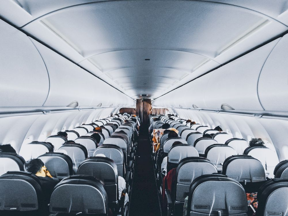 An Indonesian man who tested positive for Covid-19 managed to slip on board a flight by using his wife's PCR test result and her burqa. — Photo courtesy of Pexels.com
