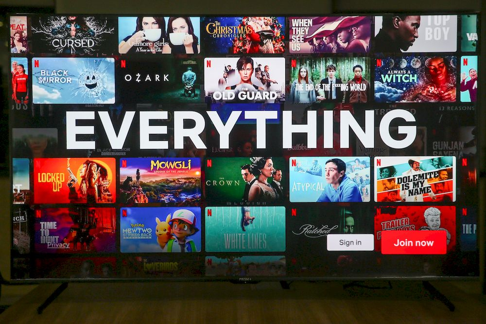 The Q-Series offers everything one needs from a TV.