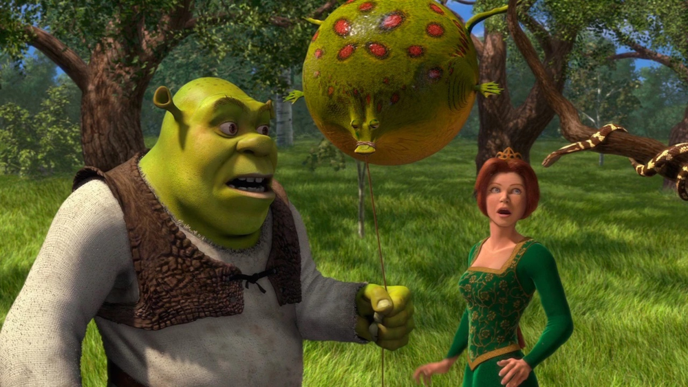 The 'Shrek' soundtrack has earned a prime place in pop culture since the franchise's first movie landed in 2001. — Picture courtesy of United International Pictures via ETX Studio