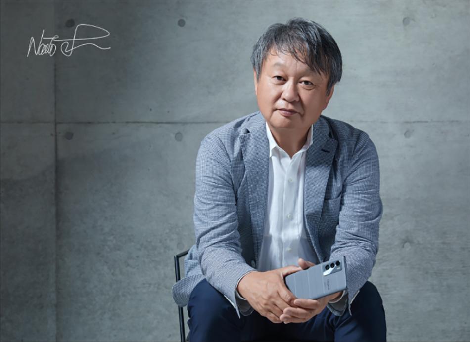 这是日本工业设计巨匠深泽直人(Naoto Fukasawa)。-图摘自Soya Cincau-
