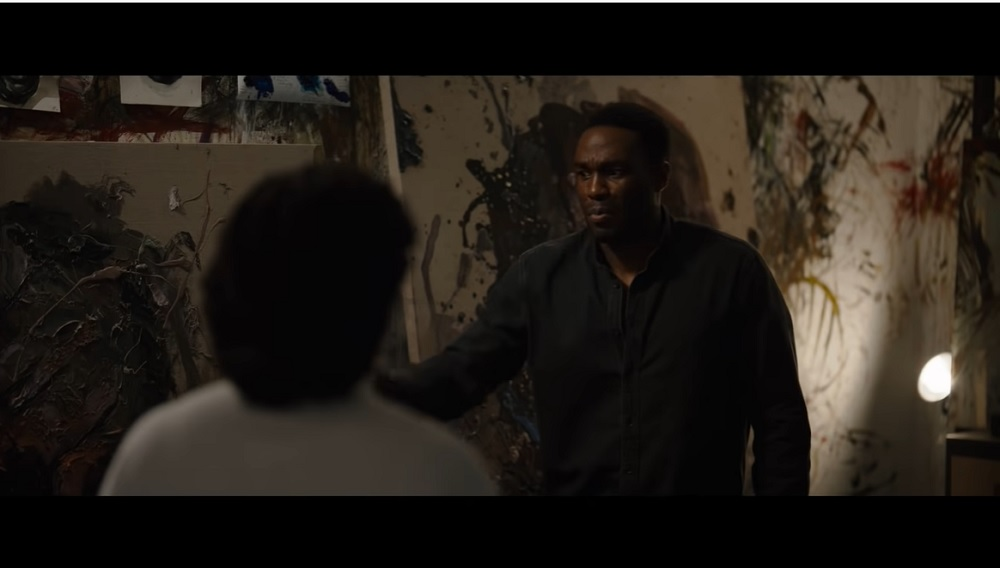 'Candyman', written by Jordan Peele and with Yahya Abdul-Mateen II in the blood-spattered starring role, had a budget of US$25 million. — Screen capture via YouTube/Universal Pictures