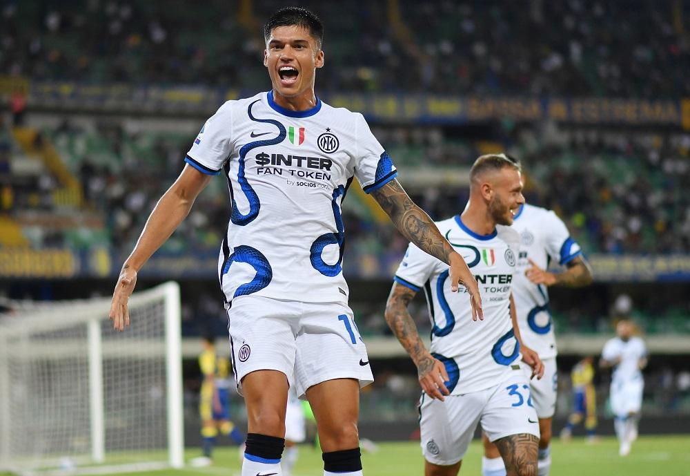 Correa makes instant impact to earn Inter win at Verona   Sports   Malay  Mail