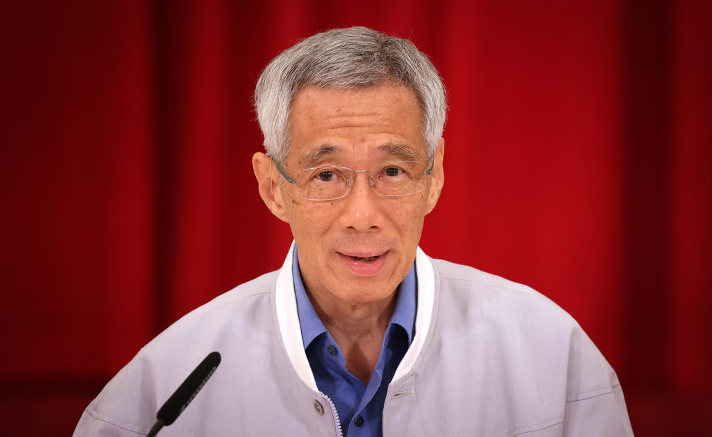 Prime Minister's Lee Hsien Loong's National Day Message will be delivered in English. ― Picture courtesy of Ministry of Communications and Information