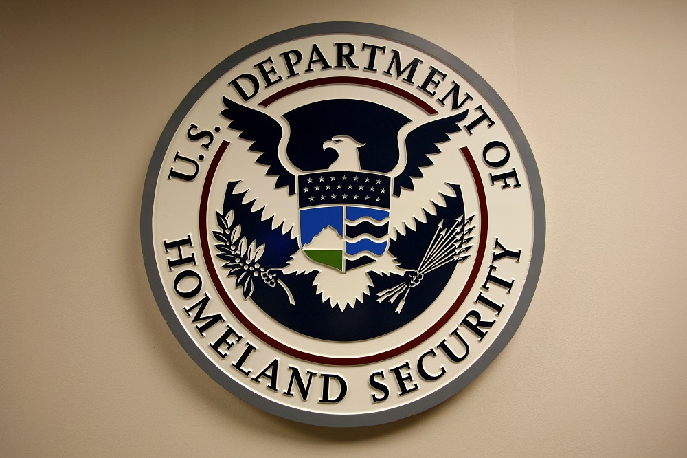 The US Department of Homeland Security says violent extremists could view the reimposition of Covid-19-related restrictions as a rationale to conduct attacks. ― Reuters file pic