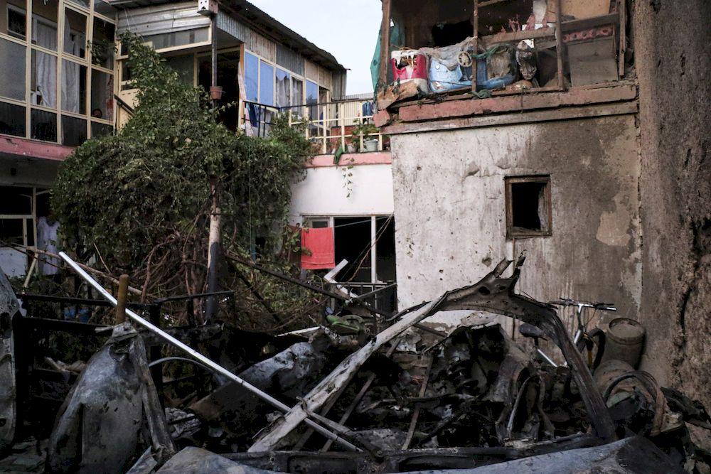 امریکاکاڈرون حملےمیں داعش رہنماکوہلاک کرنیکا دعویٰ جھوٹانکلا
