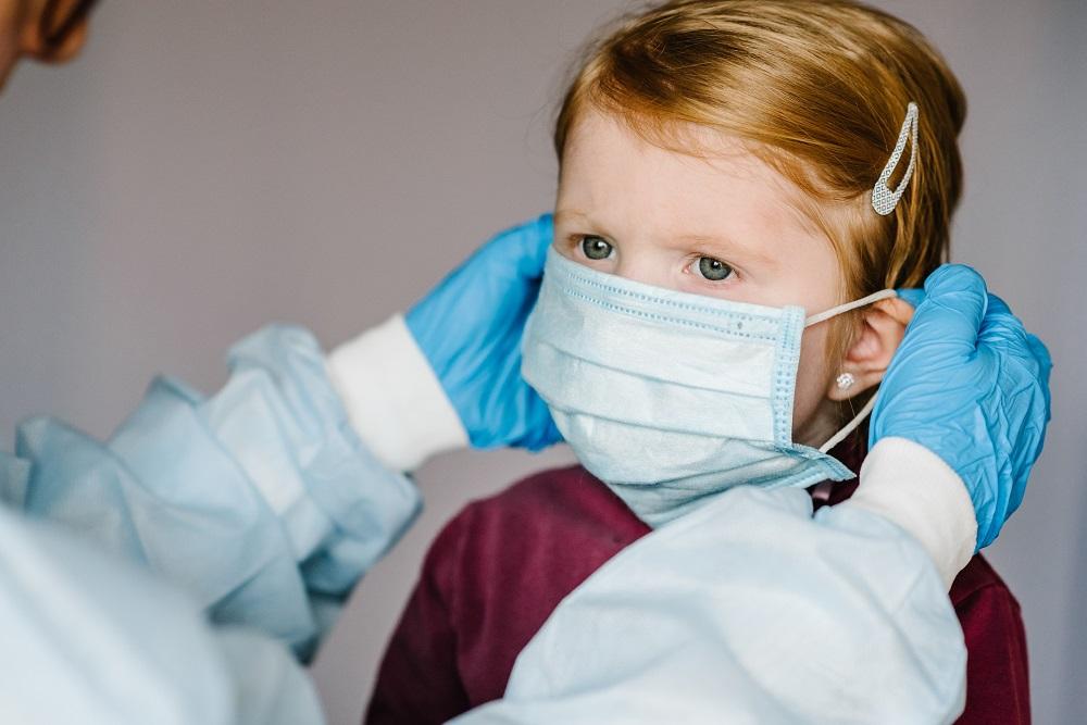 Children very rarely suffer from long Covid. ― Sergii Sobolevskyi/Shutterstock pic