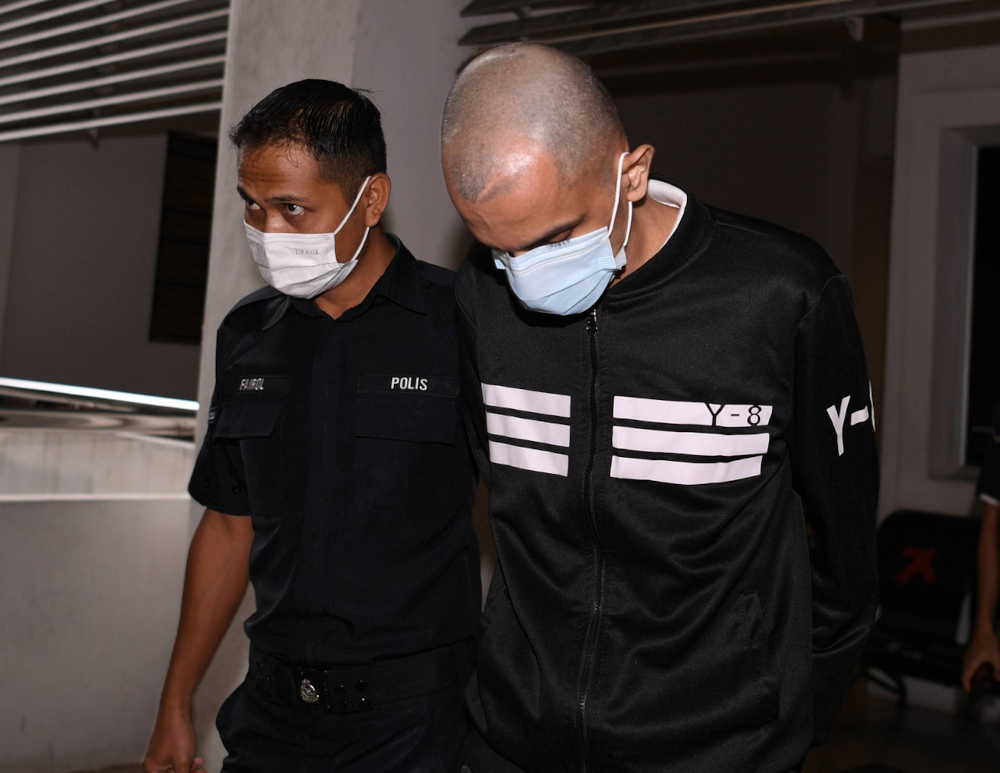 Judge Datuk Mohd Yazid Mustafa passed the sentence on Satvender Singh, 35, after finding that the defence had failed to raise reasonable doubt at the end of its case. — Bernama pic