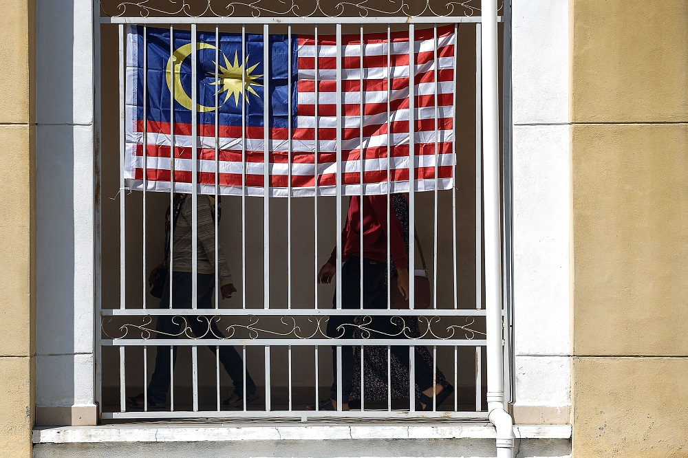 Terengganu Mentri Besar Datuk Seri Ahmad Samsuri Mokhtar says the spirit demonstrated during the struggle for the nation's independence should be emulated among Malaysians in the fight against the Covid-19 pandemic. ― Picture by Sayuti Zainudin