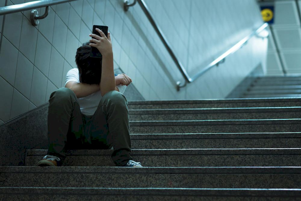 The issue of mental health among school students in Singapore has been thrown into the spotlight following the incident at River Valley High School, where a 13-year-old student was allegedly killed by a 16-year-old classmate. — iStock via TODAY