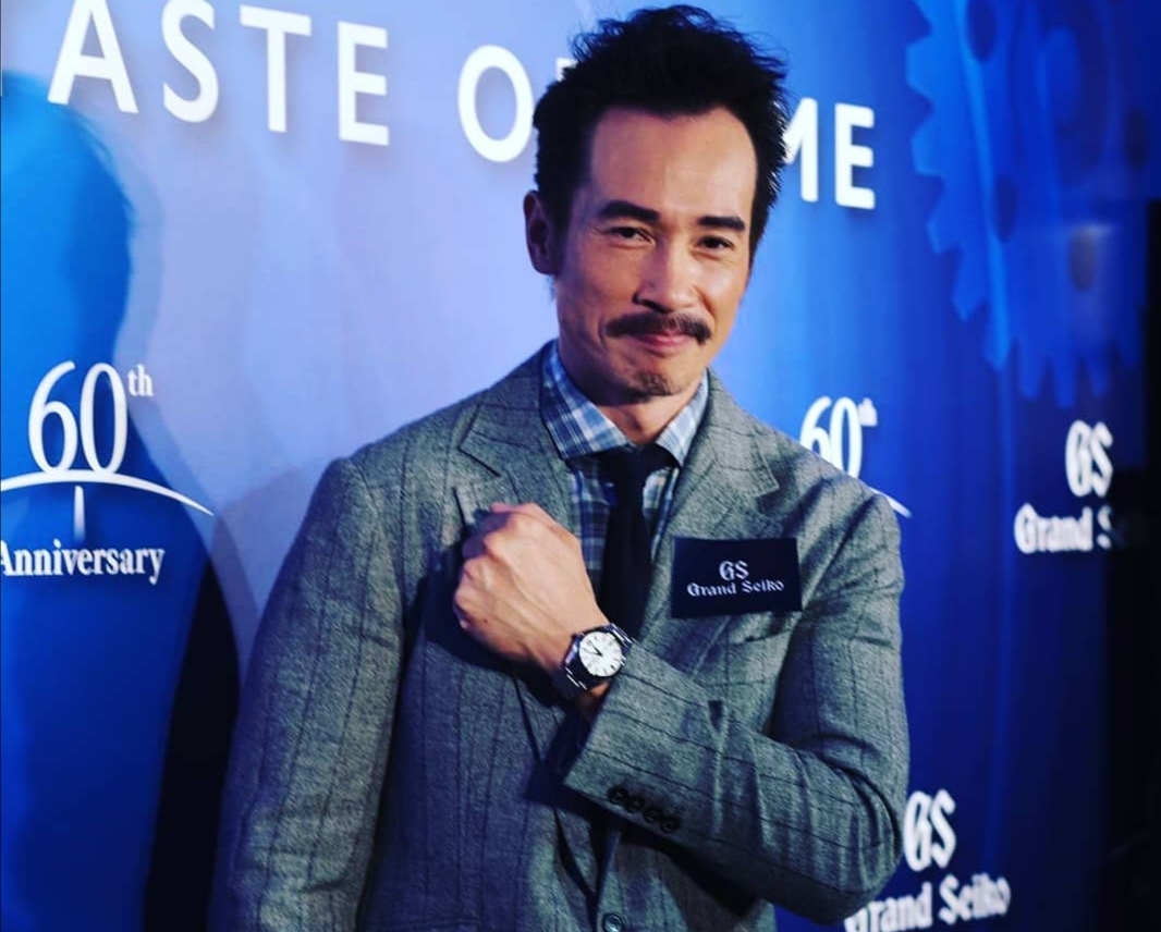 Hong Kong actor Moses Chan hopes to be able to come to Malaysia more often now that he owns a property here. — Photo from Instagram/ moses_chan_