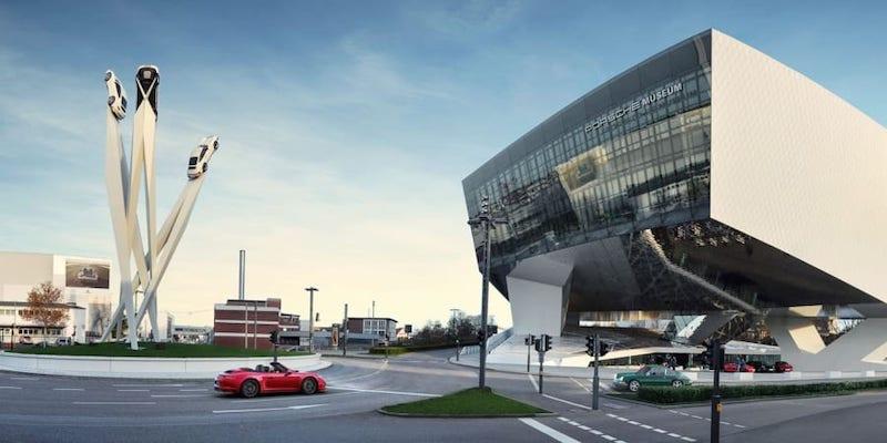 The Porsche Museum in Stuttgart will host 'Sound Night' on Saturday, September 18. — Picture courtesy of Porsche