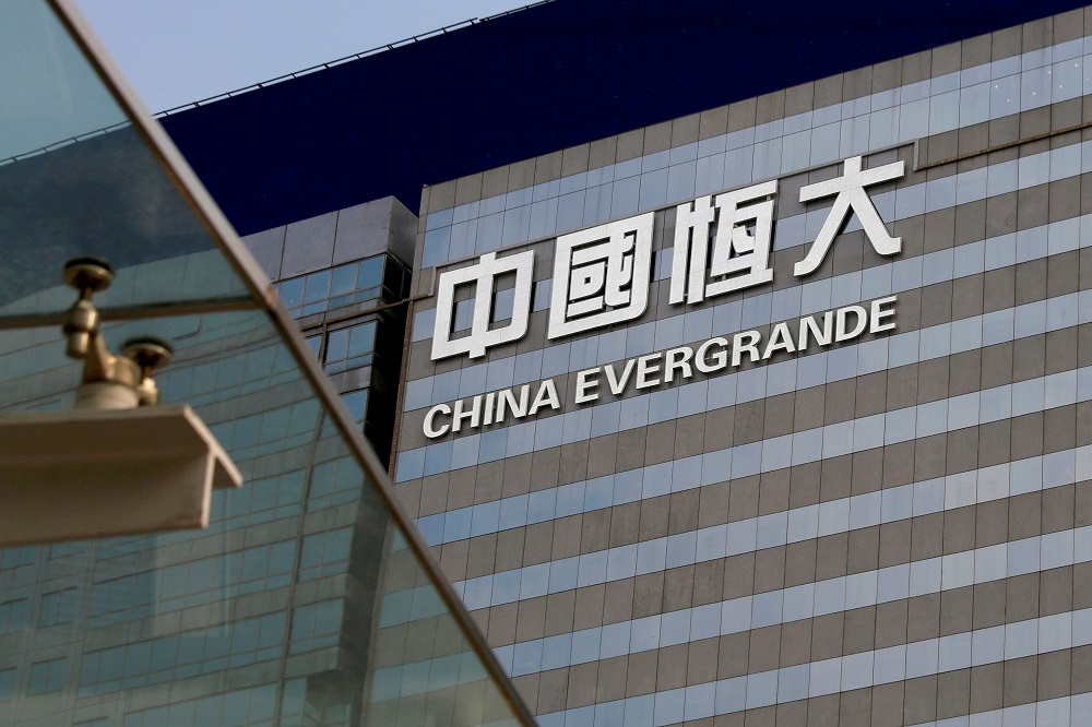 An exterior view of China Evergrande Centre in Hong Kong March 26, 2018. — Reuters pic