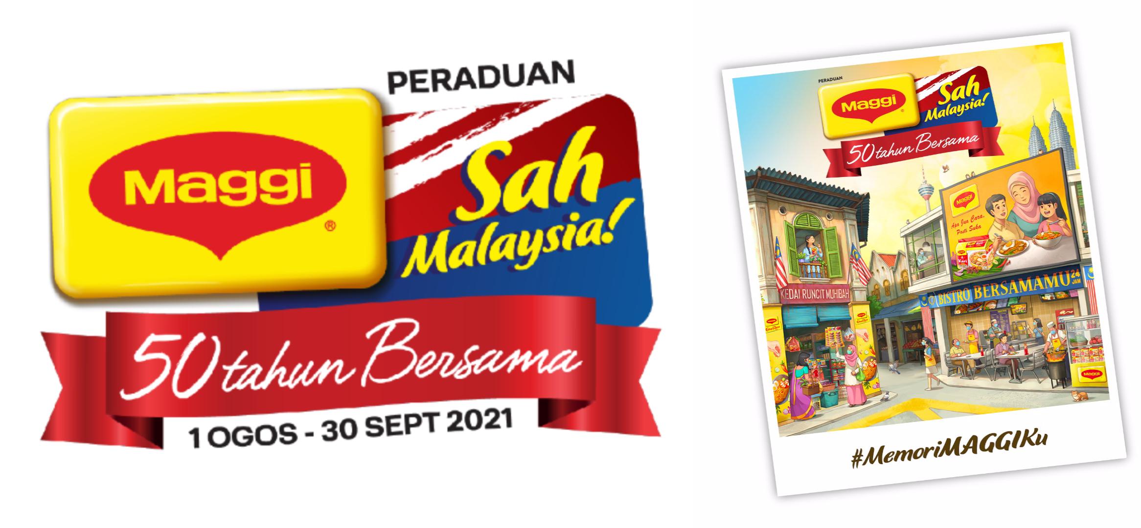 配合MAGGI Sah Malaysia活动,消费者将有机会赢取丰富奖品,同时还能帮助有需要的群体。-MAGGI提供-