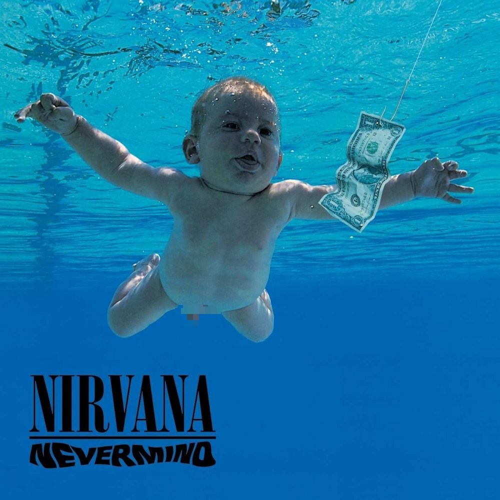 Nirvana's 'Nevermind' was released 30 years ago this week. — ETX Studio pic