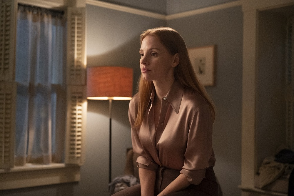 Chastain said it's an interesting time in society where a lot of women are primary breadwinners. — Picture courtesy of HBO GO